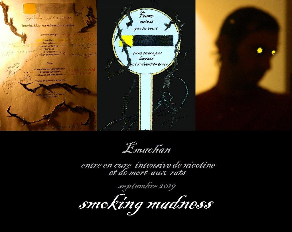 traitement mort-aux-rats 9 - smoking madness recueil