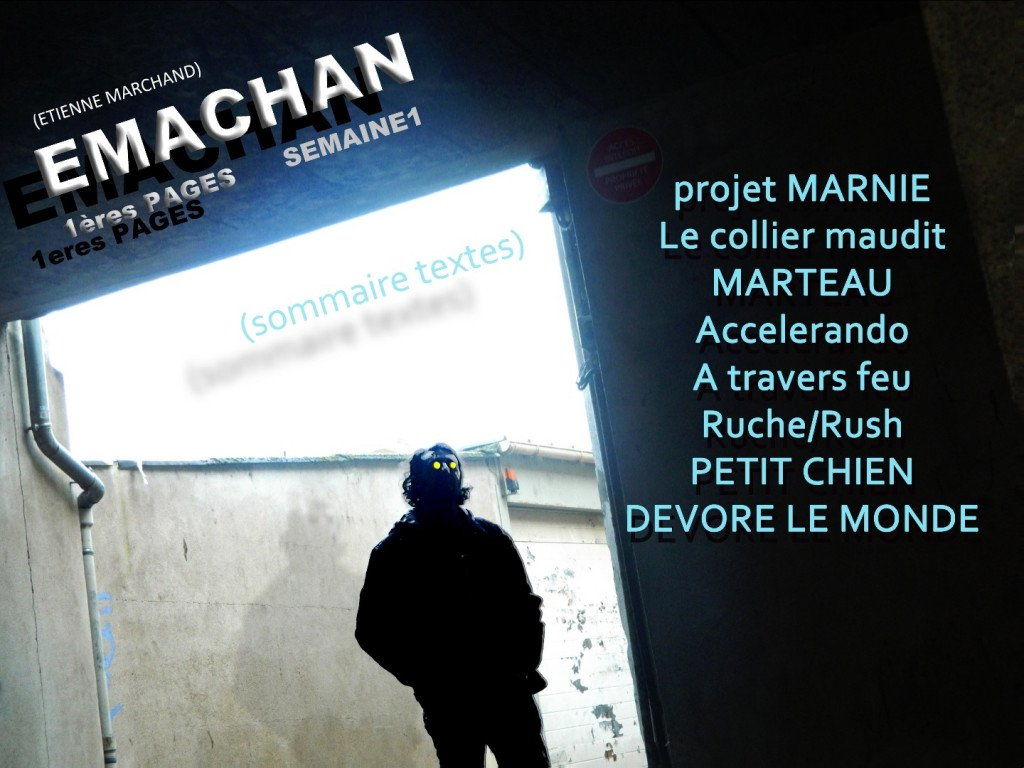EMACHAN 1ères-pages semaine1 (sommaire)
